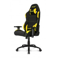 Кресло Akracing К7012 K701A-1 black yellow