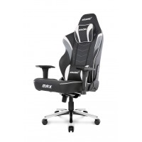 Кресло Akracing MAX Black White