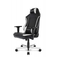 Кресло Akracing Solitude black white