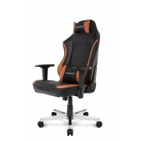 Кресло Akracing Solitude black brown