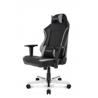 Кресло Akracing Solitude black grey