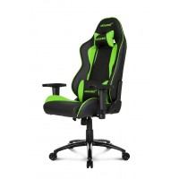 Игровое кресло Akracing Nitro K702A black green