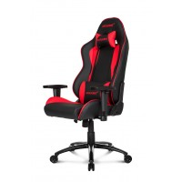 Игровое кресло Akracing Nitro K702A black red