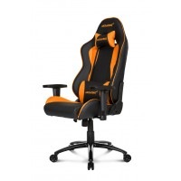 Кресло Akracing Nitro K702A black orange