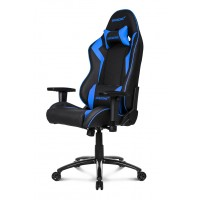 Кресло Akracing Octane K702B black blue