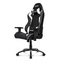 Кресло Akracing Octane K702B black white