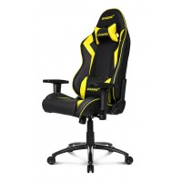 Кресло Akracing Octane K702B black yellow