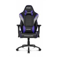 Геймерское кресло Akracing Overture K601O black&indigo