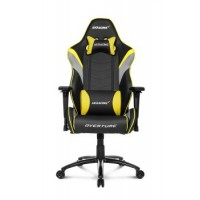 Геймерское кресло Akracing Overture K601O black&yellow