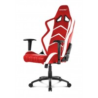 Кресло Akracing Player K601H red white