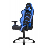Игровое кресло Akracing Player K601H black blue