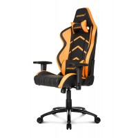 Кресло Akracing Player K601H black orange