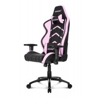 Кресло Akracing Player K601H black pink