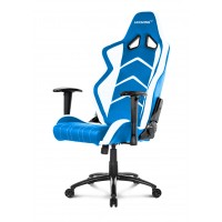 Кресло Akracing Player K601H blue white