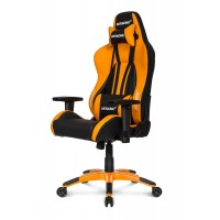 Кресло Akracing Premium Plus K700Q black orange
