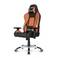 Игровое кресло Akracing Premium V2 K700B black brown