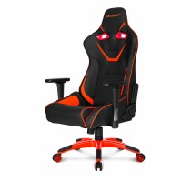 Офисное кресло Akracing ProX CP-BP black red