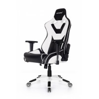 Кресло Akracing ProX CP-LY white black
