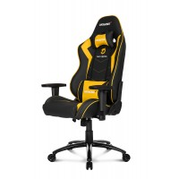 Геймерское кресло Akracing Team Dignitas edition max yellow