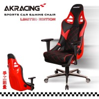Кресло Akracing Sport Car PS 911 black red