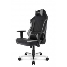 Кресло офисное Akracing Solitude black grey