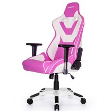 Кресло Akracing ProX CP-LY white pink
