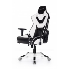 Кресло офисное Akracing ProX CP-LY white black